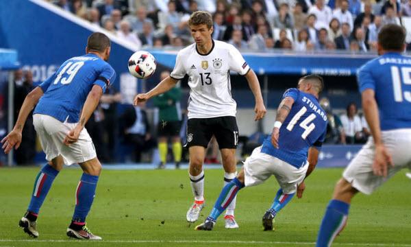 Bóng đá - Italia vs Đức 02h45, ngày 16/11