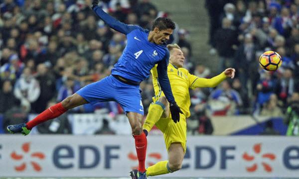 Bóng đá - Pháp vs Bờ Biển Ngà 03h00, ngày 16/11