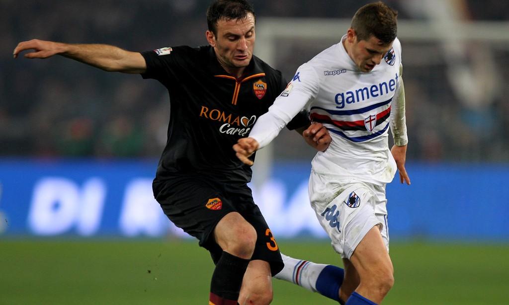 Bóng đá - Roma – Sampdoria, vòng 24 Serie A