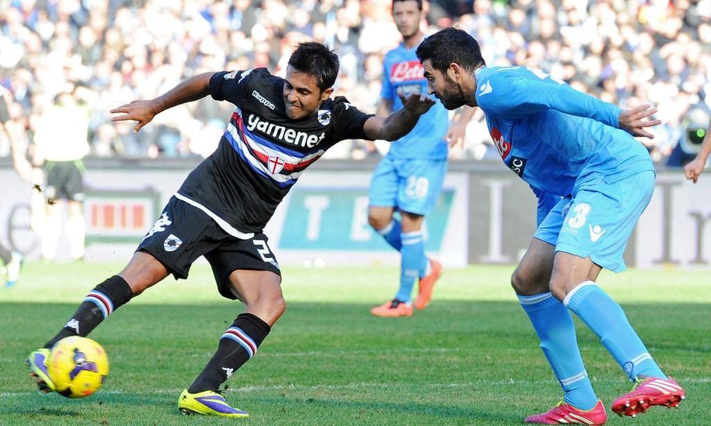 Bóng đá - AS Roma vs Sampdoria: 02h45, ngày 17/02