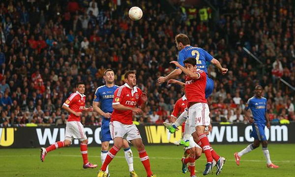 ibongda.vn - Benfica 1-2 Chelsea (Highlights chung kt Europa League 2012-13)