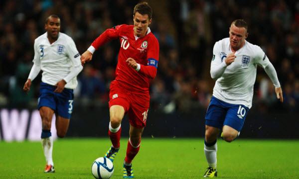 Bóng đá - Anh vs Xứ Wales 20h00, ngày 16/06