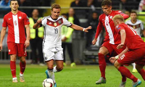 Bóng đá - Thông tin trước trận: Đức vs Ba Lan