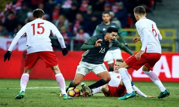 Bóng đá - Ba Lan U21 vs Slovakia U21 01h45, ngày 17/06