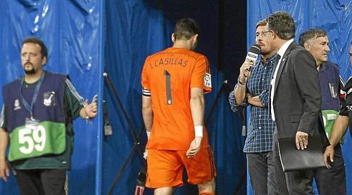 Bóng đá - Real trên mép vực: Trảm Casillas và trở lại 4-3-3