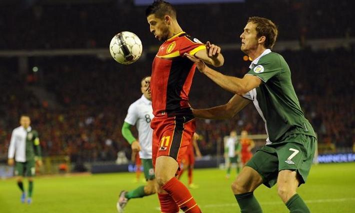 """Bóng đá - Bỉ 1-1 Xứ Wales: """"Quỷ đỏ"""" đánh rơi hai điểm phút cuối"""