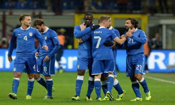 Bóng đá - Italia 1-1 Đức:
