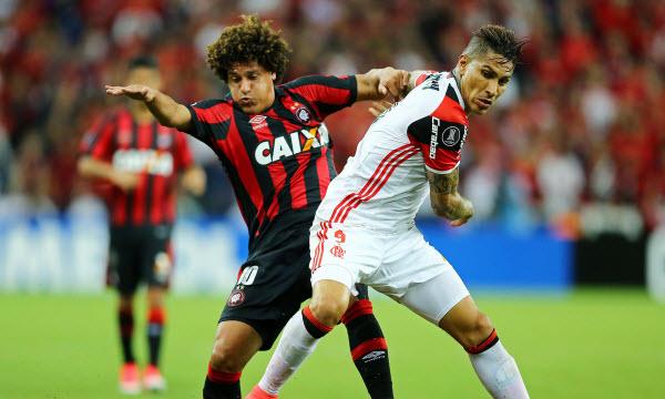 Bóng đá - Coritiba (PR) vs CR Flamengo (RJ) 06h00, ngày 17/11