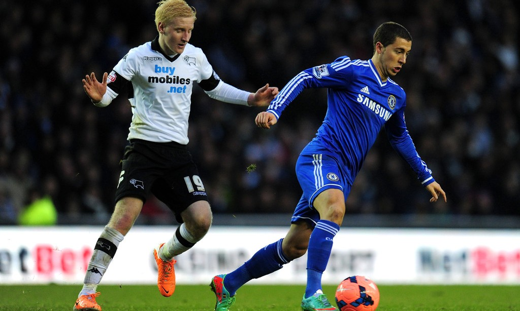 Derby County vs Chelsea 02h45, ngày 17/12