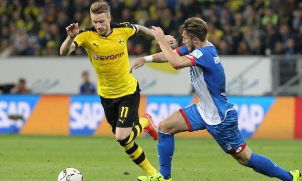 Bóng đá - Borussia Dortmund vs Hoffenheim 00h30, ngày 17/12