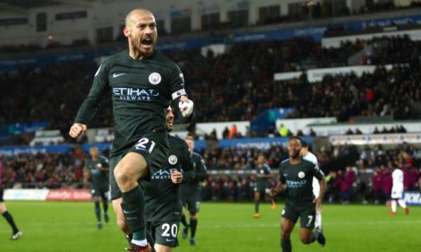 Bóng đá - Manchester City vs Tottenham Hotspur 00h30, ngày 17/12
