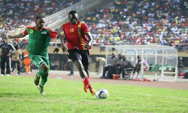 Bóng đá - Ghana vs Uganda 23h00, ngày 17/01