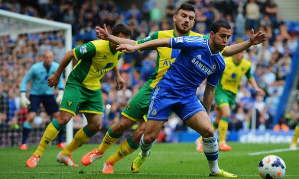 Bóng đá - Chelsea vs Norwich City 02h45, ngày 18/01