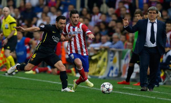 Bóng đá - Trực tiếp Barcelona 1-1 Atletico Madrid 17/05/2014 (kết thúc)