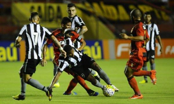 Bóng đá - Botafogo (RJ) vs Sport Club Recife (PE) 06h00, ngày 18/07