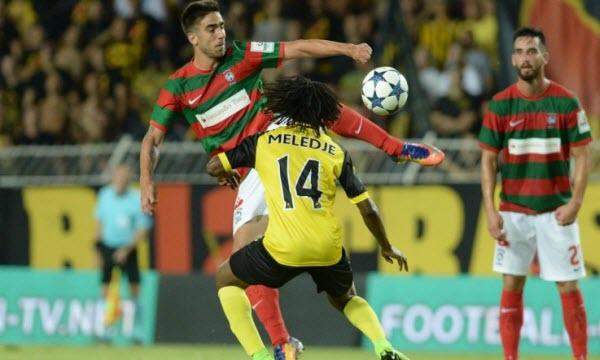 Bóng đá - Hafnarfjordur FH vs Sporting Braga 00h45, ngày 18/08