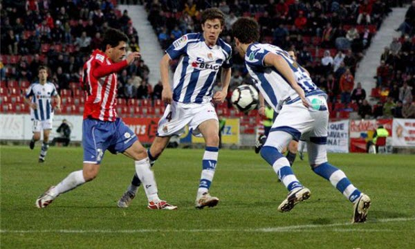 Bóng đá - Girona vs Real Sociedad 03h00, ngày 18/11