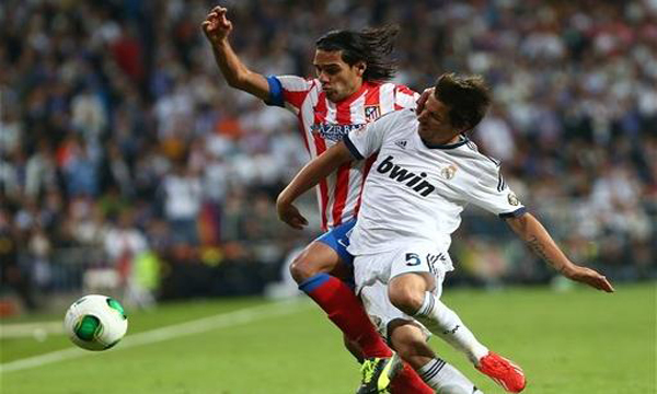 ibongda.vn - Real Madrid 1-2 Atletico Madrid (Highlights chung kt Cp Nh Vua Ty Ban Nha 2012-13)