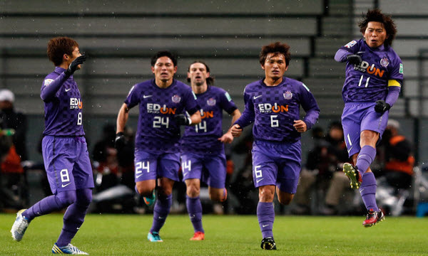 Bóng đá - Vegalta Sendai vs Sanfrecce Hiroshima: 11h00, ngày 18/05