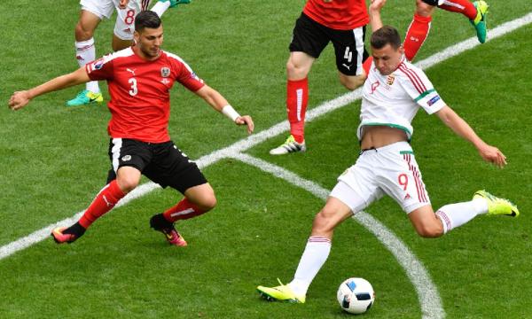 Bóng đá - Iceland vs Hungary 22h59, ngày 18/06