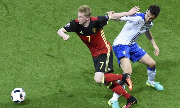 Bóng đá - Bỉ vs CH Ireland 20h00, ngày 18/06