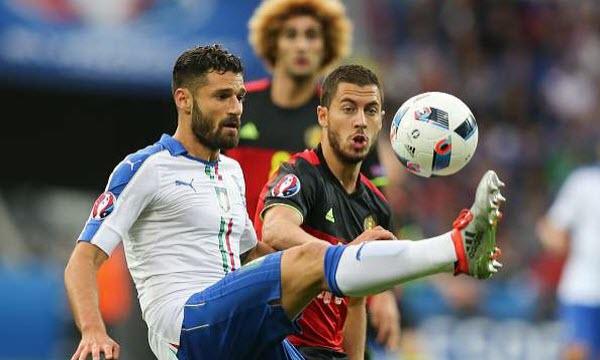 Bóng đá - Thông tin trước trận: Bỉ vs Ireland