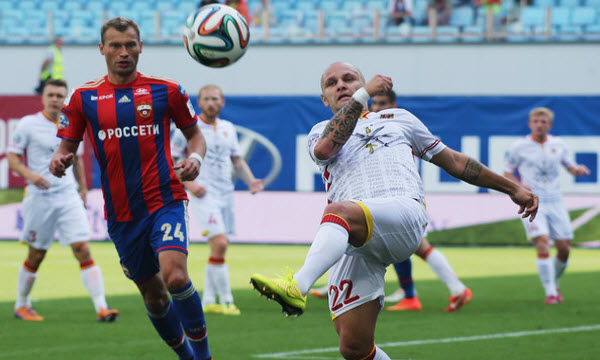 Bóng đá - Lokomotiv Moscow vs Arsenal Tula 23h30, ngày 18/07