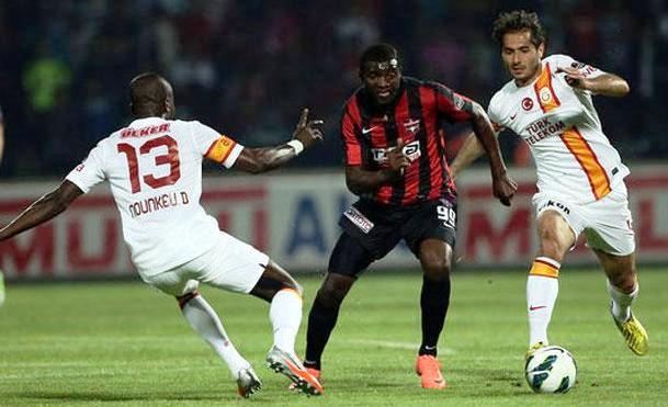Bóng đá - Galatasaray vs Gaziantepspor: 01h45, ngày 20/08