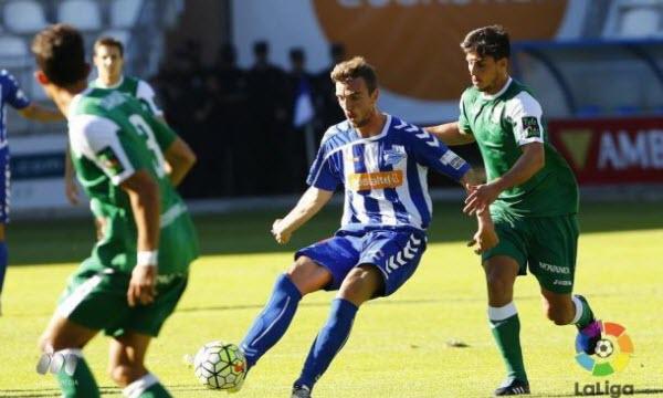 Bóng đá - Leganes vs Alaves 01h15, ngày 19/08