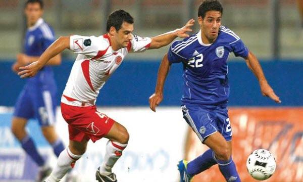 Bóng đá - Estonia vs Jordan 00h10, ngày 19/11