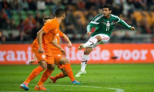 Bóng đá - Belarus vs Mexico 00h00, ngày 19/11