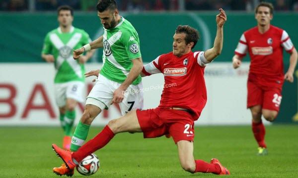 Bóng đá - Wolfsburg vs Freiburg 21h30, ngày 18/11