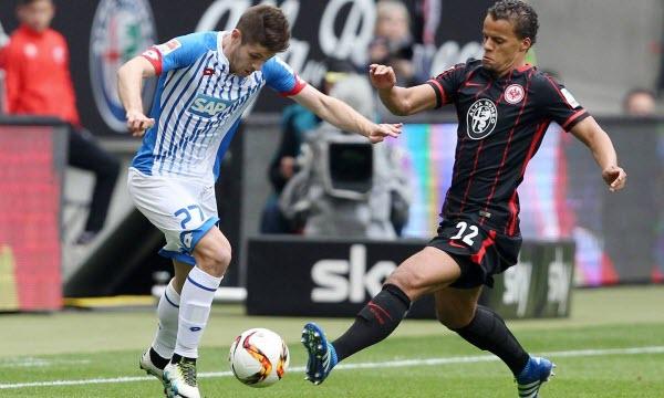 Bóng đá - Hoffenheim vs Eintr. Frankfurt 21h30, ngày 18/11