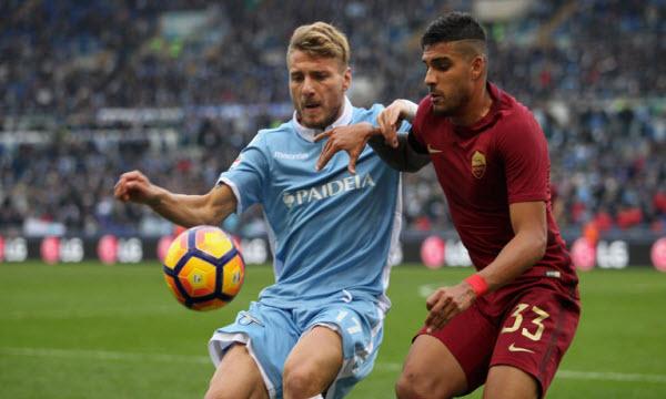Bóng đá - AS Roma vs Lazio 00h00, ngày 19/11
