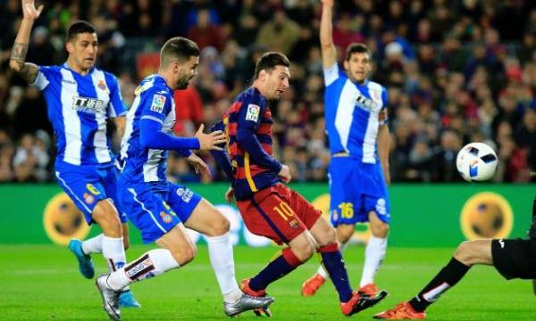 Bóng đá - Barcelona vs Espanyol 02h45, ngày 19/12