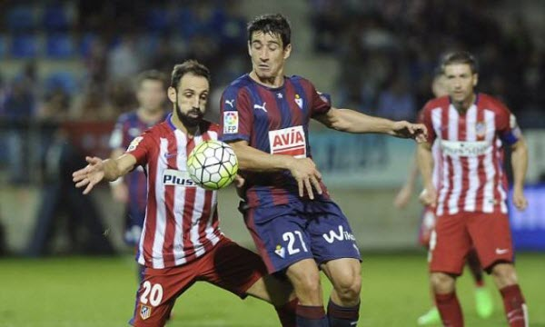 Atletico Madrid vs Eibar 01h15, ngày 20/01