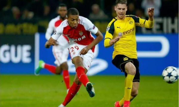 Bóng đá - Monaco vs Borussia Dortmund 01h45, ngày 20/04