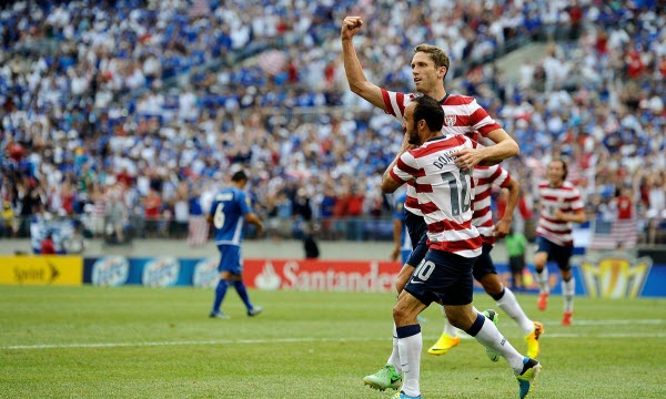Bóng đá - Mỹ vs El Salvador 08h00, ngày 20/07