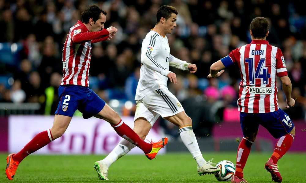 Real Madrid vs Atletico Madrid: 04h00, ngày 20/08
