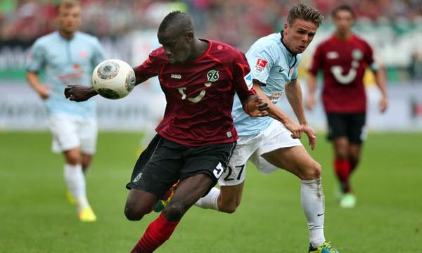 Bóng đá - Mainz 05 vs Hannover 96 20h30, ngày 19/08