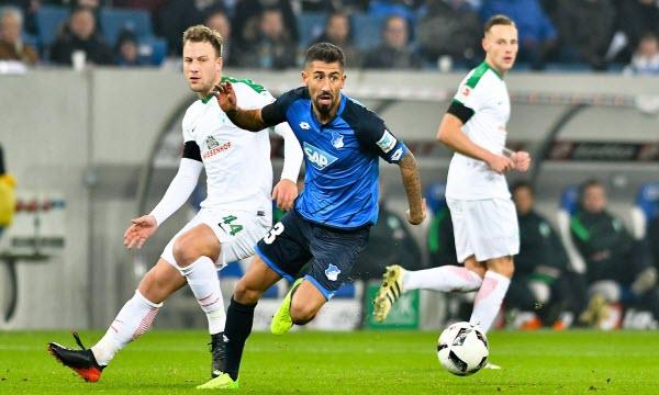 Bóng đá - Hoffenheim vs Werder Bremen 20h30, ngày 19/08