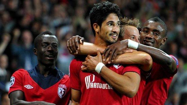 Bóng đá - 01h45 ngày 20/9: Lille – BATE Borisov
