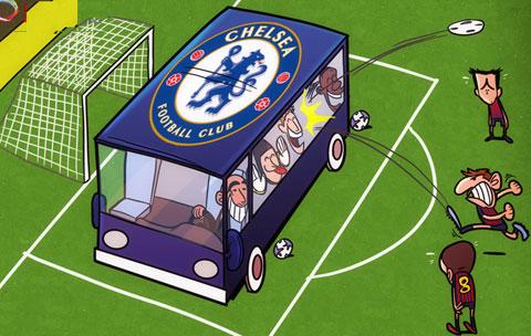 Bóng đá - Góc hài hước: Hiến kế cứu Chelsea