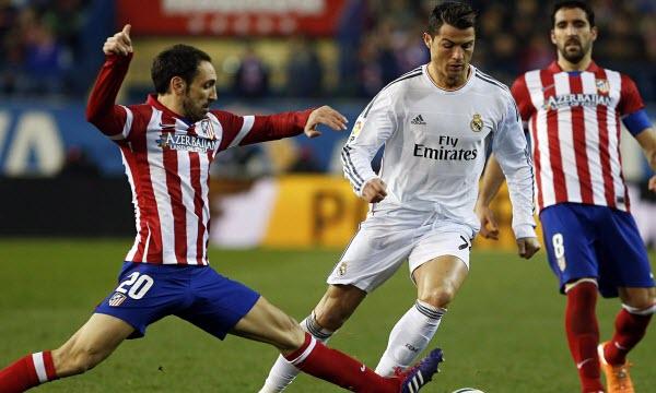 Bóng đá - Atletico Madrid vs Real Madrid 02h45, ngày 20/11