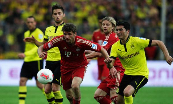 Bóng đá - Borussia Dortmund vs Bayern Munich 00h30, ngày 20/11