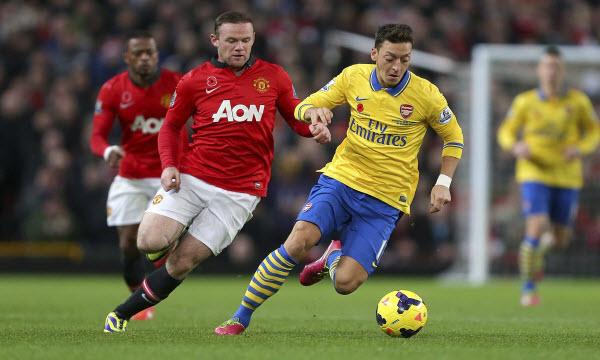 Bóng đá - Manchester United vs Arsenal 19h30, ngày 19/11