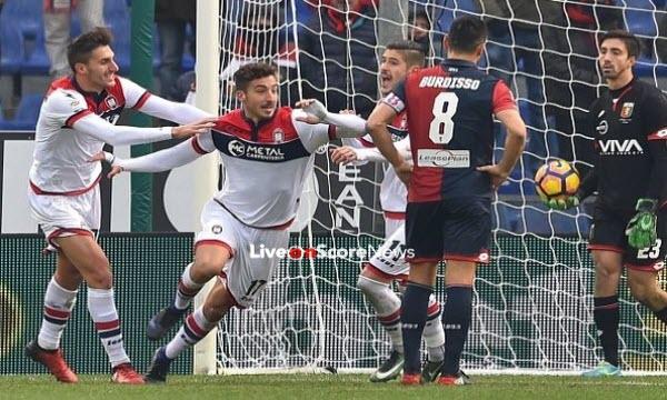 Bóng đá - Crotone vs Genoa 18h30, ngày 19/11