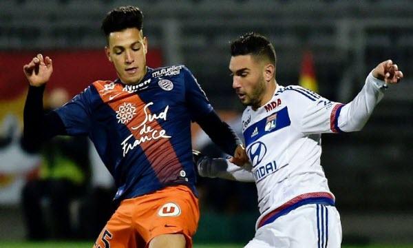 Bóng đá - Lyon vs Montpellier 22h59, ngày 19/11
