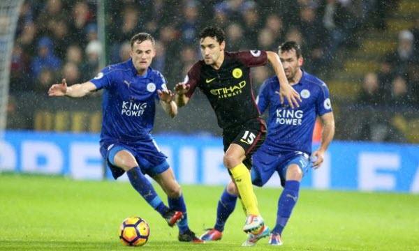 Bóng đá - Leicester City vs Manchester City 02h45, ngày 20/12