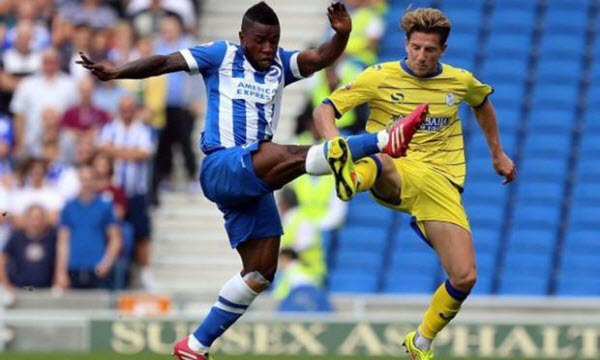 Brighton & Hove Albion vs Sheffield Wed. 02h45, ngày 21/01